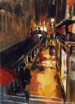 Fanch Moal - La bourse aux Gondoles